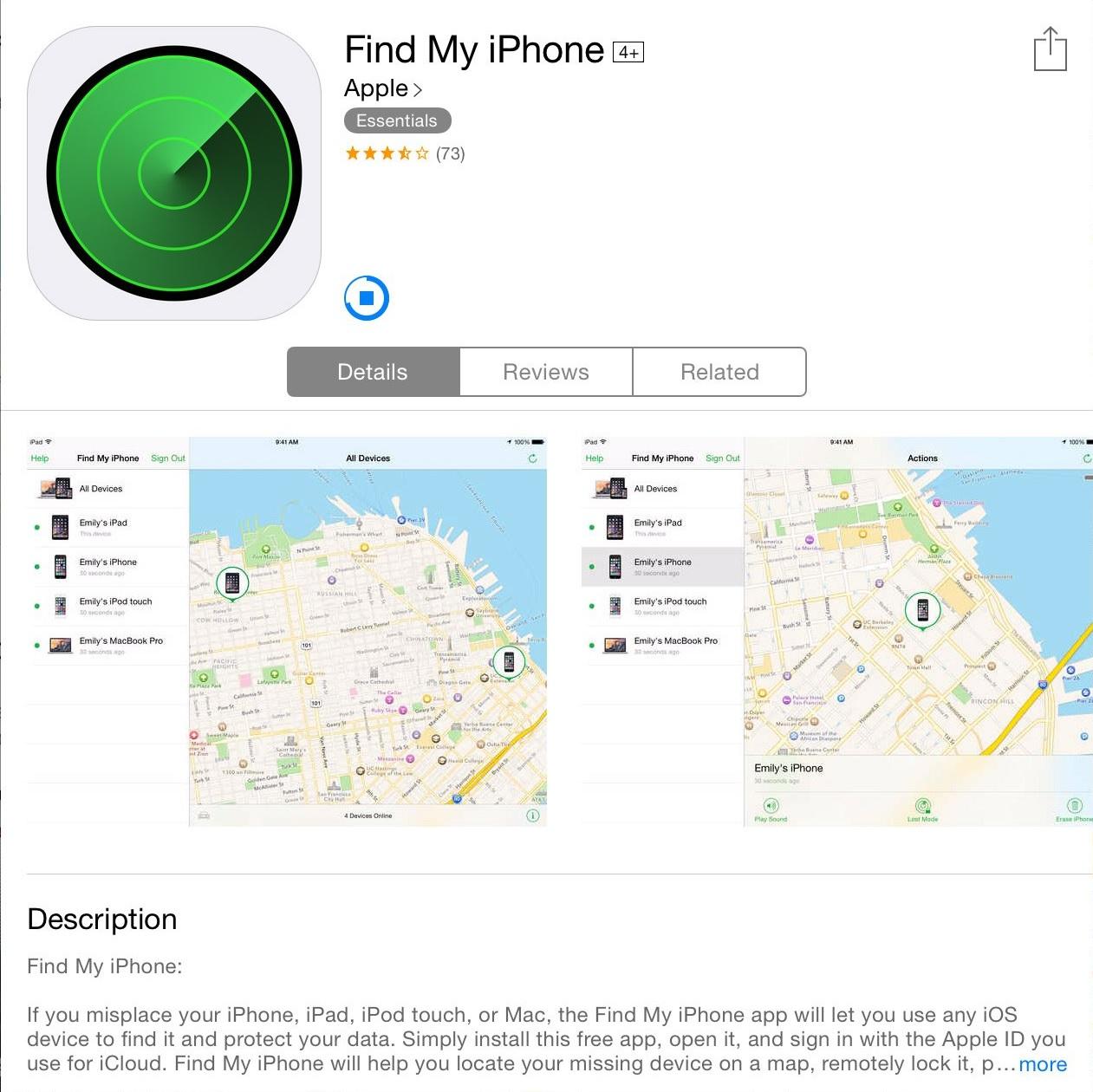 FindMyFone